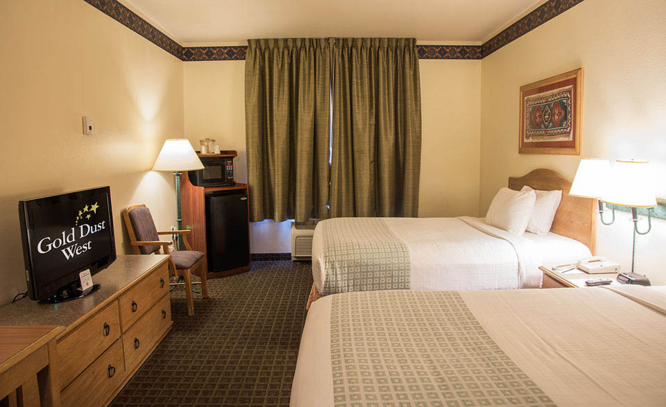 Hotel Gold Dust West Carson City