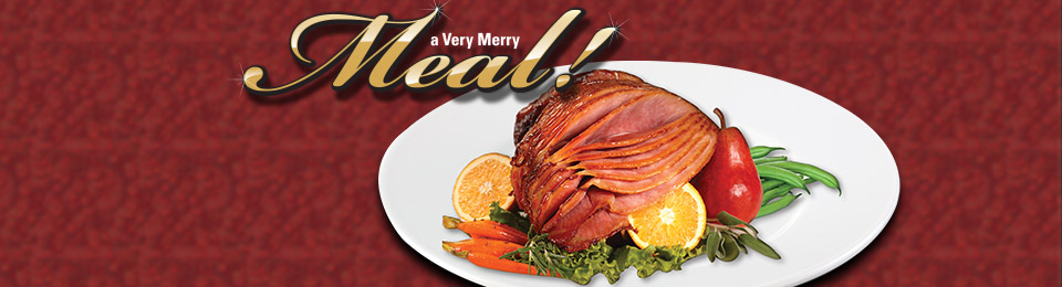A Very Merry Meal