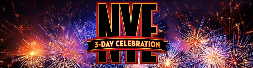 New Year's Eve 3-Day Celebration