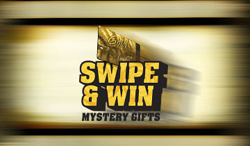 Swipe and Win Mystery Gifts