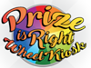 Prize is Right Wheel Kiosk