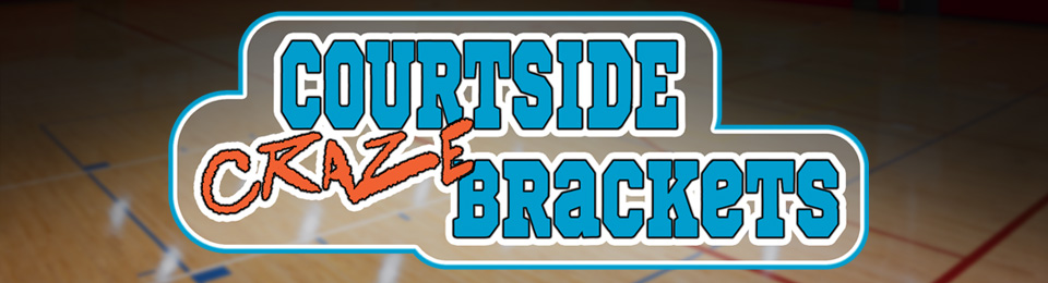 Courtside Craze Brackets