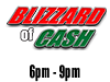 Blizzard of Cash