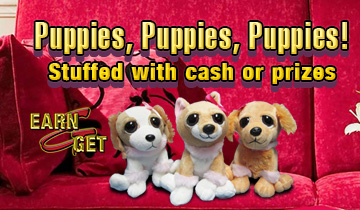 Earn-N-Get Puppies